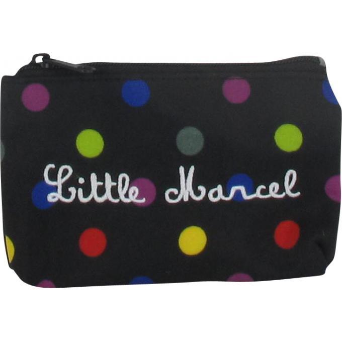 Porte monnaie little marcel pois et sac main little marcel womancorner - Porte monnaie little marcel ...