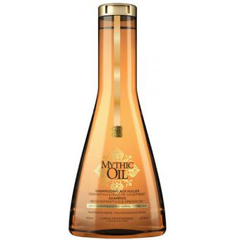 L'oréal Professionnel MYTHIC OIL SHAMPOOING CHEVEUX NORMAUX A FINS - Brillance & Nutrition 10