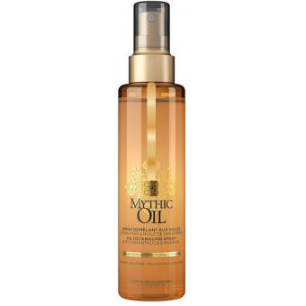 L'oréal Professionnel MYTHIC OIL SPRAY DEMELANT - Brillance & Nutrition 10