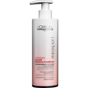 L'oréal Professionnel SERIE EXPERT CLEANSING CONDITIONER VITAMINO COLOR - Crème Lavante Cheveux Colorés 10