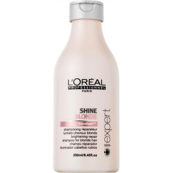 SERIE EXPERT SHINE BLONDE SHAMPOOING