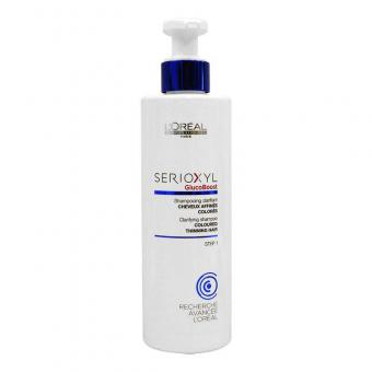 SERIOXYL SHAMPOOING CLARIFIANT CHEVEUX COLORES