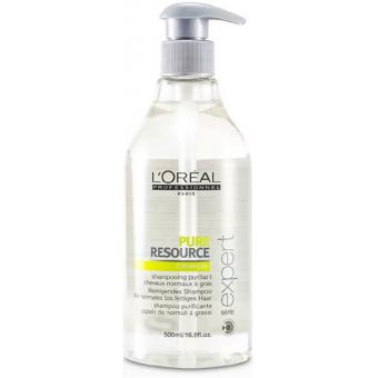L'oréal Professionnel SERIE EXPERT PURE RESOURCE SHAMPOOING - Purifiant Cheveux & Cuir Chevelu 10