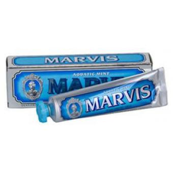 Marvis Dentifrice Aquatic Mint 20
