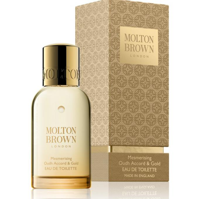 Molton Brown Eau de toilette oudh accord & gold - 100ml 10