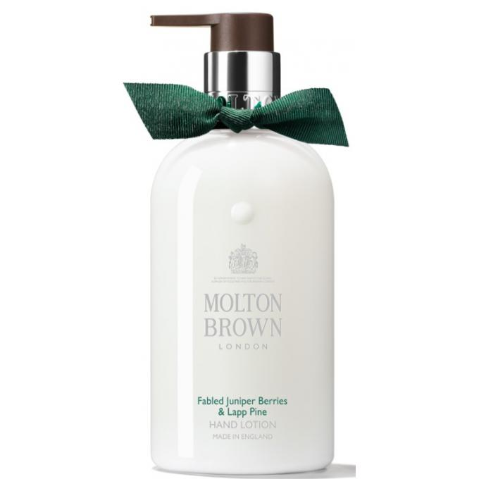 Molton Brown FABLED JUNIPER BERRIES & LAPP PINE lotion pour les mains 300ML 10