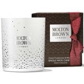 Molton Brown - FESTIVE FRANKINCENSE & ALLSPICE SINGLE WICK BOUGIE - Molton brown cosmetiques