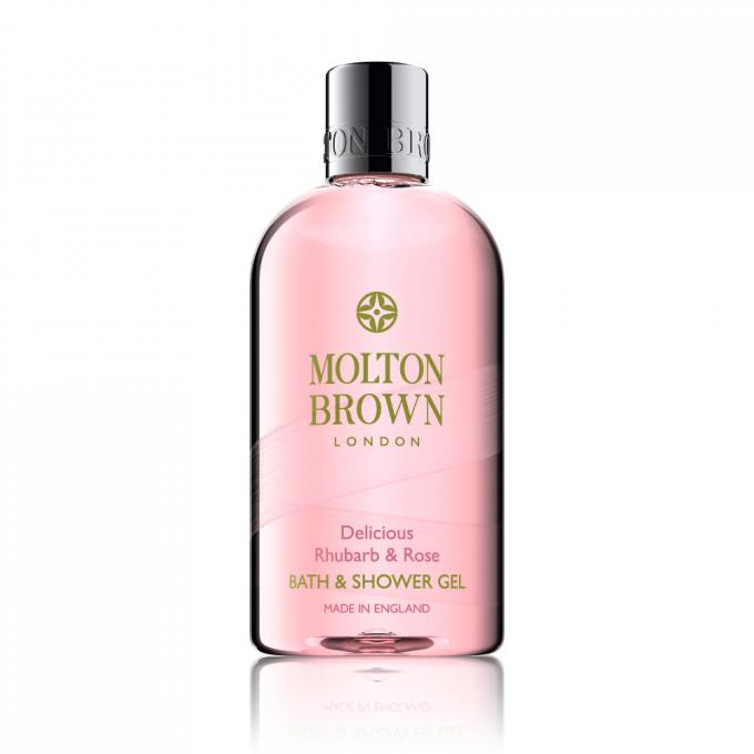 Molton Brown Gel Douche Rhubarbe & Rose 10