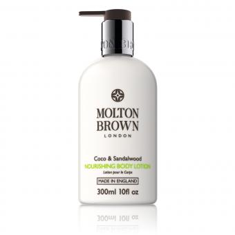 Molton Brown Lotion Nourissante Corps Coco & Santal 10
