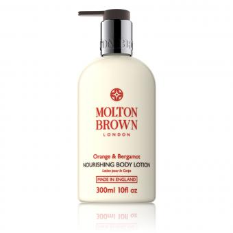 Molton Brown Lotion Nourissante pour le corps Orange Bergamote 10