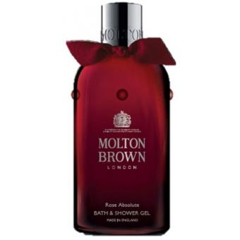 Molton Brown Bain Douche Rosa Absolute - Rose, Cassis, Géranium, Patchouli 10