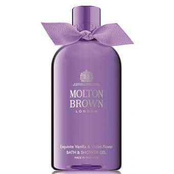 Bain Douche Vanilla & Violet - 300ml - Molton Brown