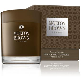 Bougie Tabac - 180g - Molton Brown