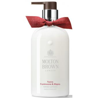 Molton Brown Lotion pour les mains Festive Frankincense & All Spice 300ML 10
