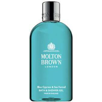 Molton Brown Gel Douche Blue Cypress & Sea Fennel 10