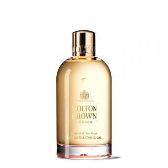 Molton Brown Huile de bain jasmin & rose sun - 200ml 10