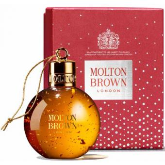 Molton Brown Boule de gel douche Mesmerising oudh accord & gold 78 ml 10