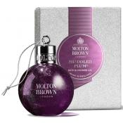 Molton Brown - Boule de gel douche Muddled Plum 75ml - Molton brown cosmetiques