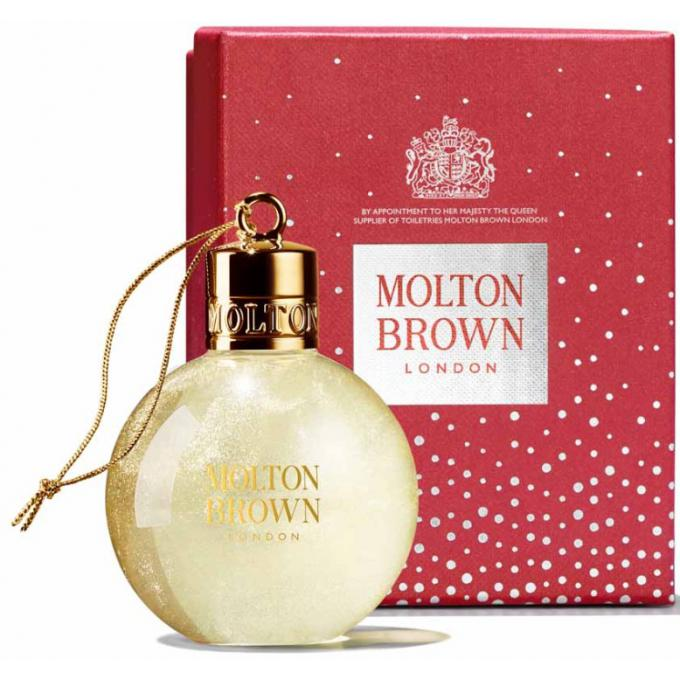 Molton Brown Boule de gel douche Vintage with Elderflower 75 ml 10