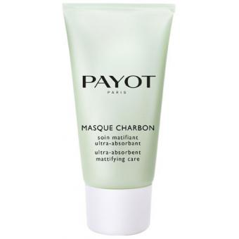 Payot Masque Noir Charbon - Anti-Imperfections 10