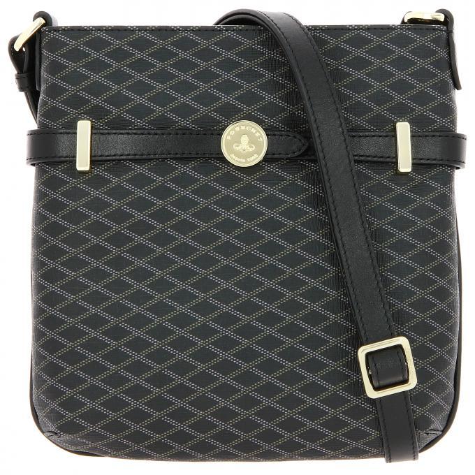 Pourchet Petit sac porté travers Volver Madison Blanc duZB7UnJIk