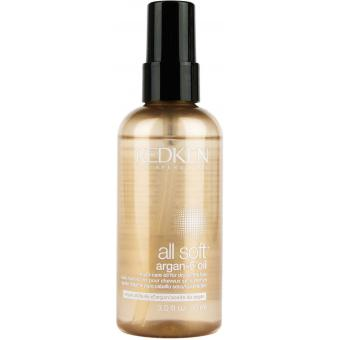Redken All Soft Argan-6 Huile Nutrition Intense - Enrichie en Oméga 6 10