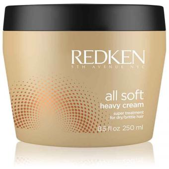 Redken All Soft Masque Heavy Cream Nutrition Intense - Hydrate et Adoucit 10
