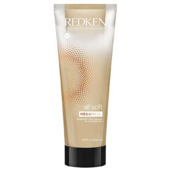 Redken All Soft Méga Masque Nutrition Intense - Cheveux Secs et Rêches 10