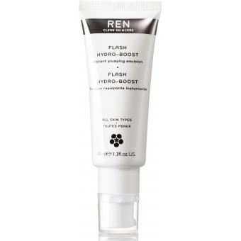 Ren Flash Hydro Boost Emulsion Repulpante Instantanée - Booster d'Hydratation 10