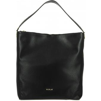 SAC A MAIN SOUPLE - Intemporel Noir