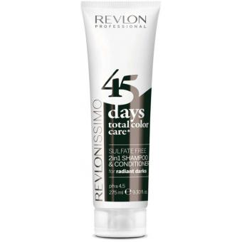Color Care 45 Days Shampoing et Soin Radiant Darks