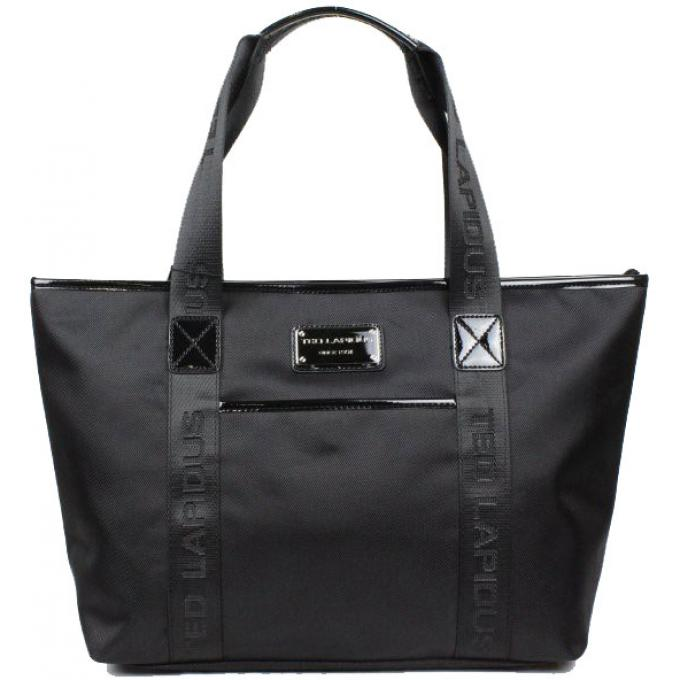 Ted Lapidus Maroquinerie - SAC SHOPPING TONIC - Maroquinerie ted lapidus  femme 41148a789be